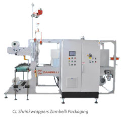 CL Shrinkwrappers Zambelli packaging
